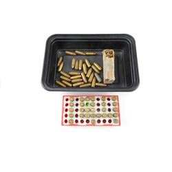 9MM MILITARY AND COMMERCIAL AMMO
