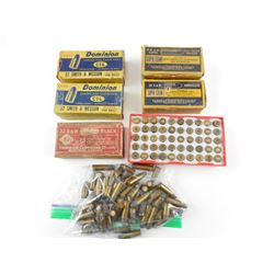 32 S & W, S & W LONG ASSORTED AMMO