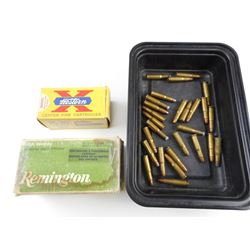 25-20 AMMO ASSORTED