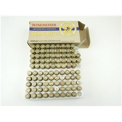 45 AUTO AMMO, BRASS CASES