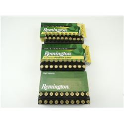 REMINGTON 222 REM AMMO