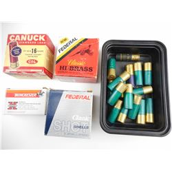 SHOTGUN SHELLS ASSORTED