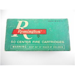REMINGTON 30 LUGER (7.65MM)AMMO