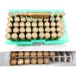 6.5 X 55 ASSORTED AMMO