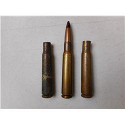 WWII U.S. MILITARY .50 BMG AMMO