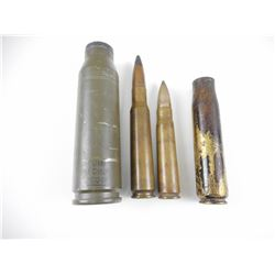 LARGE CALIBER AMMO LOT