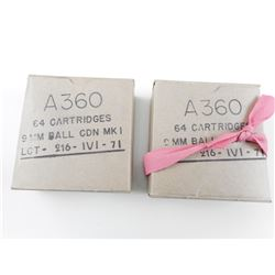 9MM BALL CDN MK1 AMMO