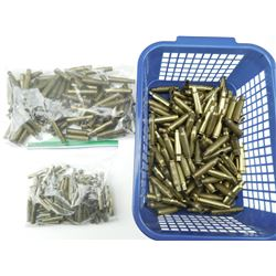 BRASS CASES ASSORTED