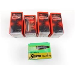 30 CAL, AND 303 CAL BULLETS ASSORTED