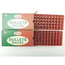 CIL .428 BULLETS
