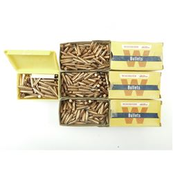 "7MM (.284"") ASSORTED BULLETS"