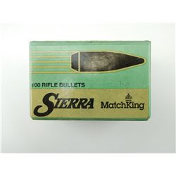 SIERRA MATCH KING .303 BULLETS