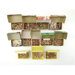 243-6MM ASSORTED BULLETS