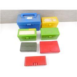 PLASTIC AMMO BOXES