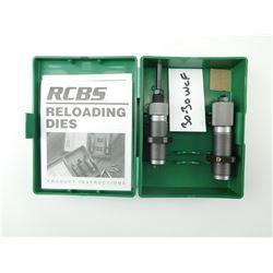 RCBS .30-30 WCF RELOADING DIES