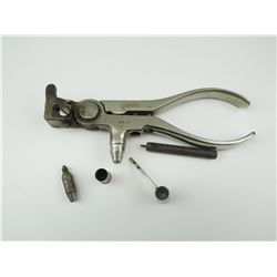 IDEAL RELOADING TOOL 44-40 CAL, W/ACCESSORIES