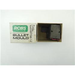 RCBS BULLET MOLD, 2 CAVITY, 45-255-SWC