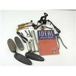ANTIQUE ASSORTED RELOADING TOOLS