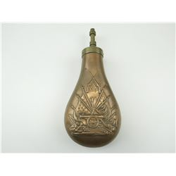 POWDER FLASK FOR .36 NAVY