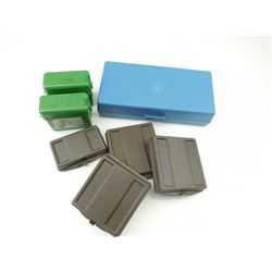 AMMO PLASTIC CASES, CASE-GARD