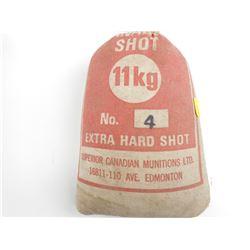 SHOTSHELL EXTRA HARD SHOT