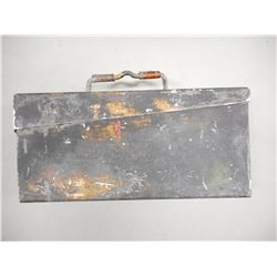 WWII GERMAN MG34/42 7.92 ALUMINUM AMMO CAN