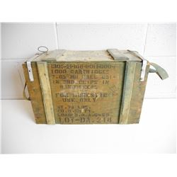 CDN MILITARY 7.62 NATO AMMO CRATE