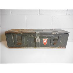 METAL AMMO BOX