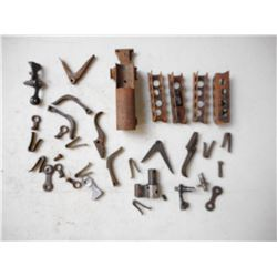 ASSORTED LEE ENFIELD NO 1 MKIII PARTS