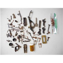 ASSORTED GUN SMITHING PARTS