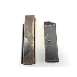 WWII MILITARY THOMPSON SMG & STEN SMG MAGAZINES