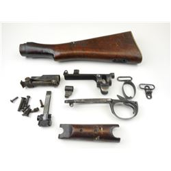 LEE ENFIELD NO 1 MK III ASSORTED PARTS