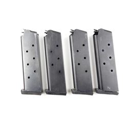 .45 ACP CAL MAGAZINES FOR COLT 1911