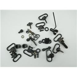 ASSORTED SLING RINGS AND PARTS