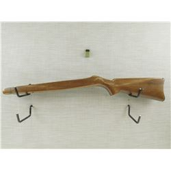 WOODEN RUGER 10/22 STOCK