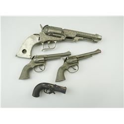 CAP-TYPE TOY GUNS