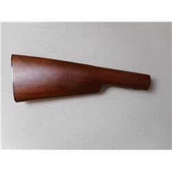 WOODEN BUTT STOCK FOR UNKNOWN MODERN WINCHESTER