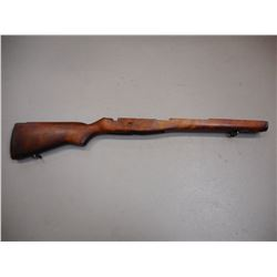 WOODEN GUN STOCK FOR U.S. MILITARY M-14