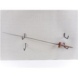 J.H. LAU & CO. FENCING FOIL/SWORD