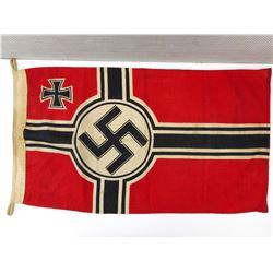 WWII GERMAN REICHSKRIEGS FLAG