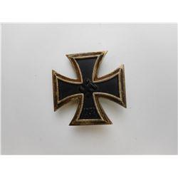 WWII GERMAN IRON CROSS 1ST CLASS