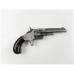 SMITH & WESSON , MODEL: MODEL 1 SECOND ISSUE , CALIBER: 22 SHORT
