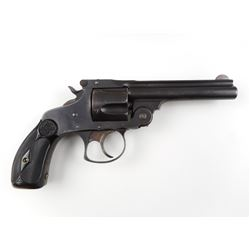SMITH & WESSON , MODEL: 38 DOUBLE ACTION THIRD MODEL  , CALIBER: 38 S&W
