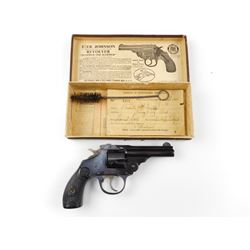 IVER JOHNSON , MODEL: SAFETY HAMMER AUTO MODEL 2 , CALIBER: 32 S&W