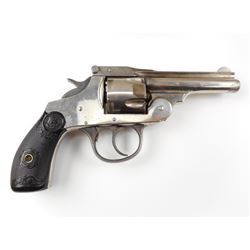IVER JOHNSON , MODEL: SAFETY HAMMER AUTOMATIC MODEL 2 , CALIBER: 38 S&W