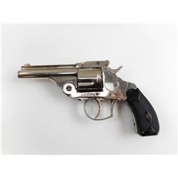 UNKNOWN BELGIAN  , MODEL: SMITH & WESSON NO 3 SINGLE ACTION SCHOFIELD MODEL COPY  , CALIBER: 38 CAL