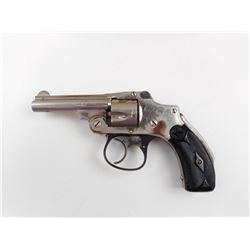 SMITH & WESSON , MODEL: TOP BREAK 32 NO 1 1/2 SAFETY HAMMERLESS  , CALIBER: 32 S&W