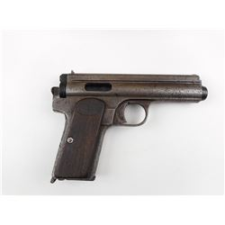 FROMMER , MODEL: STOP , CALIBER: 9MM KURTZ