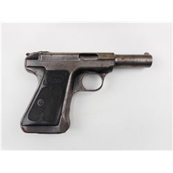 SAVAGE , MODEL: 1907 , CALIBER: 7.65MM
