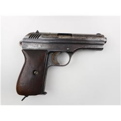 CZ , MODEL: 24 , CALIBER: 9MM KURTZ